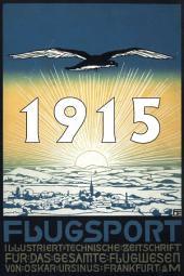 Zeitschrift Flugsport - Jahrgang 1915