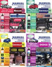 Manual de computadoras y módulos automotrices: Nissan, Chevrolet (Pontiac), Dodge (Hyundai)