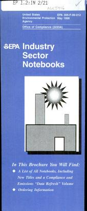 Industry sector notebooks