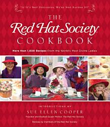 The Red Hat Society Cookbook Book PDF