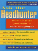 Ask the Headhunter