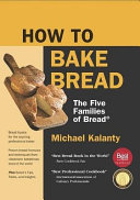 How to Bake Bread Book