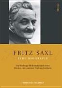 Fritz Saxl  eine Biografie PDF