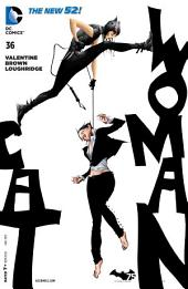 Catwoman (2011-) #36
