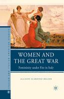 Women and the Great War PDF