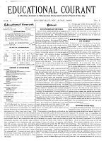 Educational Courant