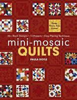 Mini Mosaic Quilts PDF