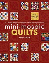 Mini-Mosaic Quilts