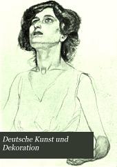 Deutsche Kunst und Dekoration: Band 22