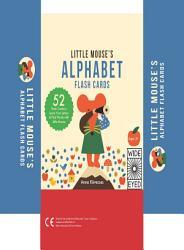Little Mouse's Alphabet Flash Cards