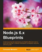 Node.js 6.x Blueprints