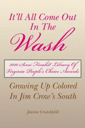It Ll All Come Out In The Wash Book PDF