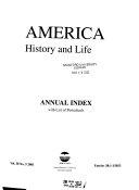 America, History and Life
