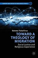 Toward a Theology of Migration PDF
