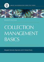 Collection Management Basics  7th Edition PDF