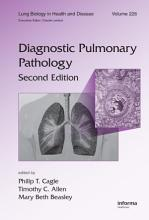 Diagnostic Pulmonary Pathology PDF