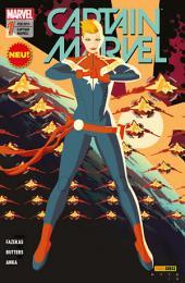 Captain Marvel: Alpha flight. 1