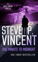 One Minute to Midnight (A Jack Emery Thriller—Book 4)