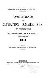 Compte rendu de la situation commerciale et industrielle