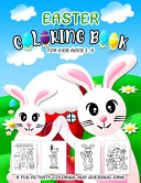 Easter Coloring Book for Kids Ages 2 5 PDF