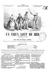 Un vieux loup de mer vaudeville en un acte par MM. Paul de Kock et Boyer