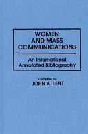 Women and Mass Communications PDF