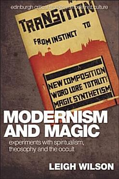 Modernism and Magic PDF