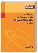 Einf  hrung in die Religionsphilosophie PDF