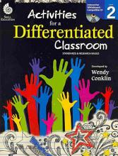 Activities for a Differentiated Classroom Level 2 PDF