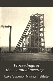 Proceedings of the ... Annual Meeting ...: Volume 11