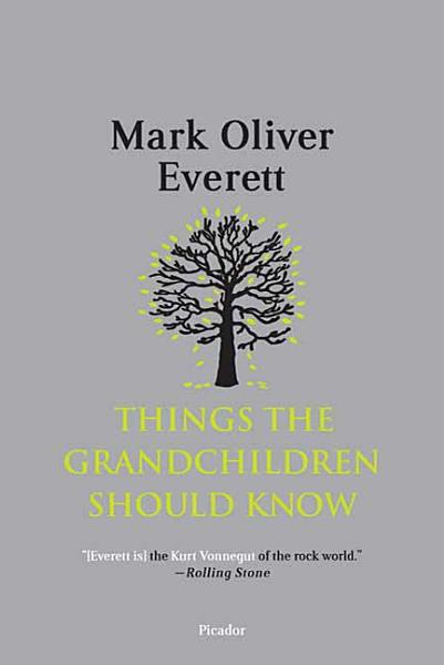Download Things the Grandchildren Should Know Book