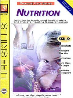 Personal Care Series  Nutrition Book