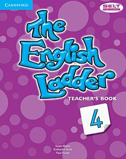 The English Ladder Level 4 Teacher s Book Book
