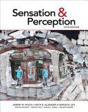 Sensation and Perception PDF
