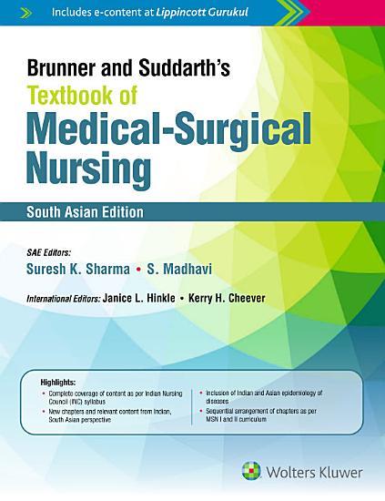 Brunner and Suddarth   s Textbook of Medical Surgical Nursing PDF