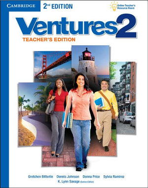Ventures Level 2 Teacher s Edition with Assessment Audio CD CD ROM