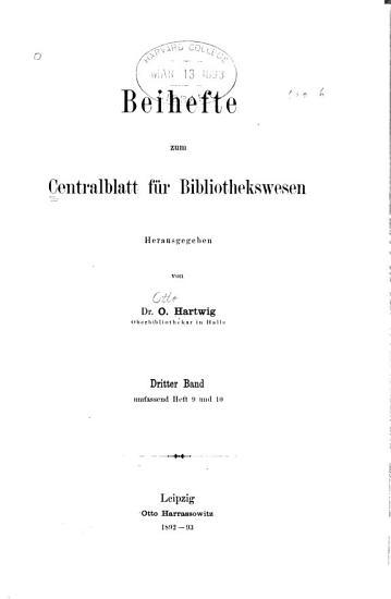 Adressbuch der deutschen Bibliotheken PDF