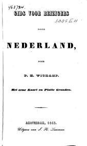Gids voor reizigers door Nederland