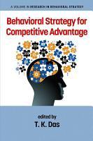 Behavioral Strategy for Competitive Advantage PDF