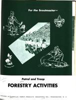 Pamphlets on Conservation of Natural Resources PDF
