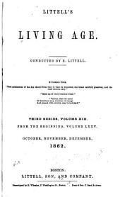 Littell's Living Age: Volume 75