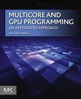 Multicore and GPU Programming PDF