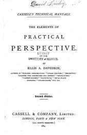 The Elements of Practical Perspective