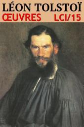 Léon Tolstoï - Oeuvres