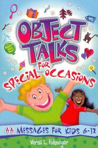 Object Talks for Special Occasions Book
