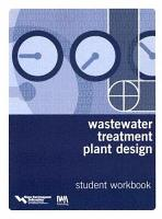 Wastewater Treatment Plant Design PDF