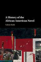 A History of the African American Novel PDF