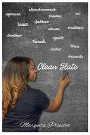 Clean Slate Book PDF