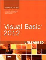 Visual Basic 2012 Unleashed PDF