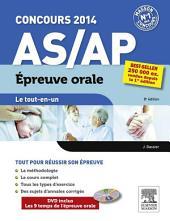 Le tout-en-un Concours AS/AP Épreuve orale: Édition 8
